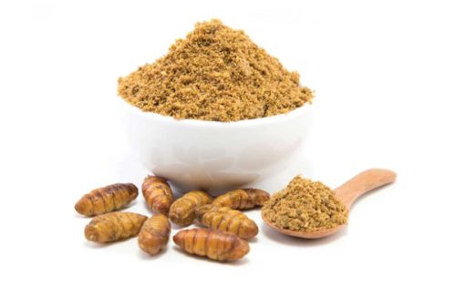 silkworm pupae powder
