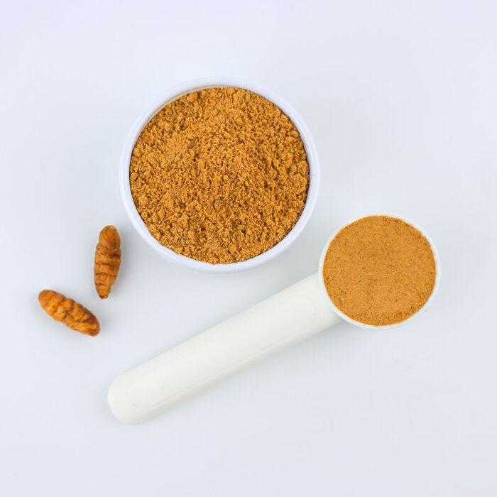 Silkworm Pupae Protein Powder