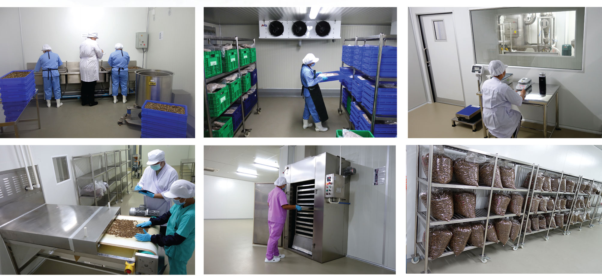 inside factory photos