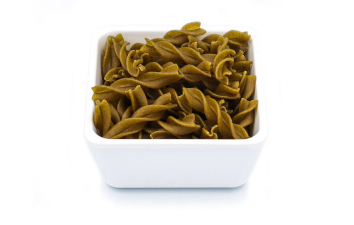cricket pasta mung bean